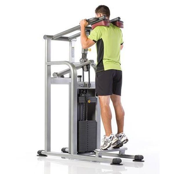 TuffStuff PPS-238 Standing Calf at Commercial Fitness Superstore of Arizona.