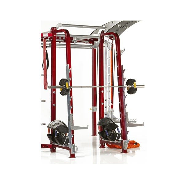 TuffStuff CT-8310 Squat Press/Racking Station Option at Commercial Fitness Superstore of Arizona.
