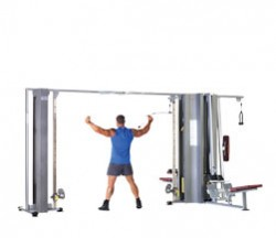 Tuff Stuff PPMS-6000 6-Station Jungle Gym - Commercial at Commercial Fitness Superstore of Arizona.