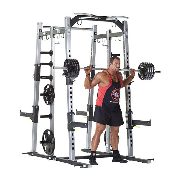 Tuff Stuff PXLS-7920 Dual Rack - Commercial at Commercial Fitness Superstore of Arizona.