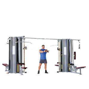 Tuff Stuff PPMS-9000 9-Station Jungle Gym - Commercial at Commercial Fitness Superstore of Arizona.