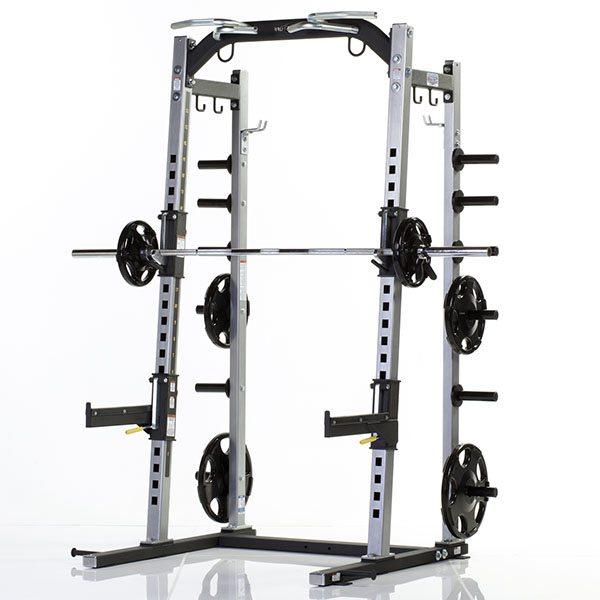 Tuff Stuff PXLS-7910 Half Rack - Commercial Pro-XL Series