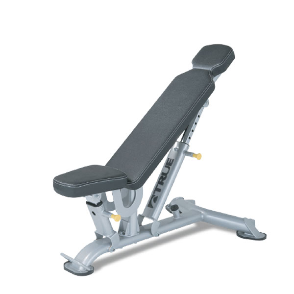 True Fitness Force Strength - Commercial Benches and Body Weight Equipment
