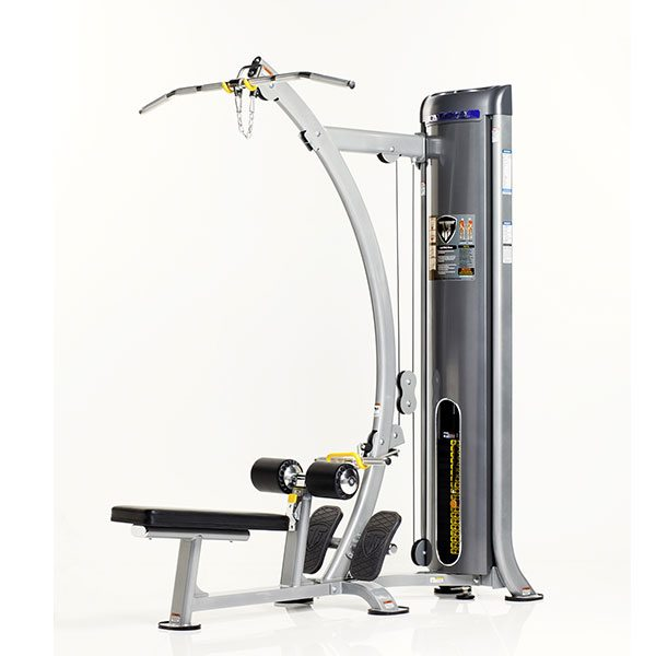 Tuff Stuff CG-9504 Dual Lat/Row - Commercial Gym Equipment from Commercial Fitness Superstore of Arizona.