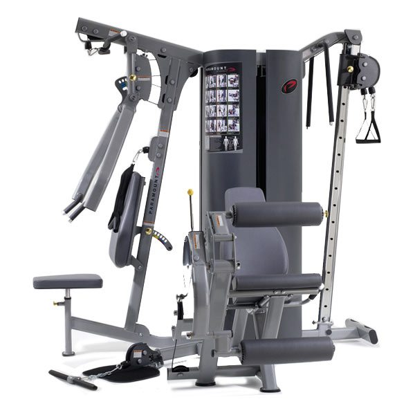 Paramount MS Series - Commercial Multi-Stations and Jungle Gyms
