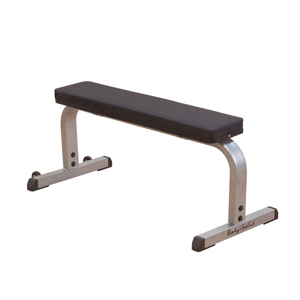 "Body Solid GFB350 2"" x 3"" Flat Bench"