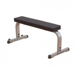 "Body Solid GFB350 2"" x 3"" Flat Bench"