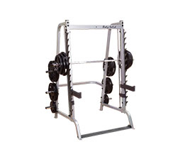 Body Solid GS348Q Series 7 Linear Bearing Smith Machine