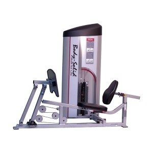 Body Solid S2LPC/2 Series II Leg Press / Calf Raise w/210 lb. stack