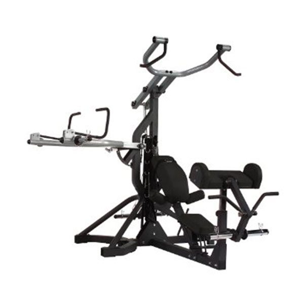 Body Solid SBL460 Freeweight Leverage Gym