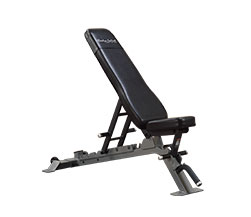 Body Solid SFID325 Pro Clubline Flat / Incline / Decline Bench