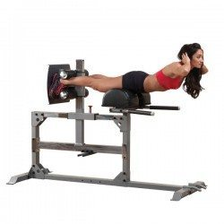 Body Solid SGH500 ProClub Line Glute Ham Developer