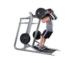 Body Solid SLS500 ProClub Line Leverage Squat Machine