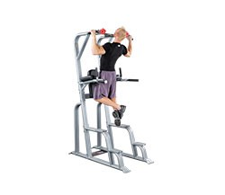 Body Solid SVKR1000 ProClub Line Vertical Knee Raise Chin Dip