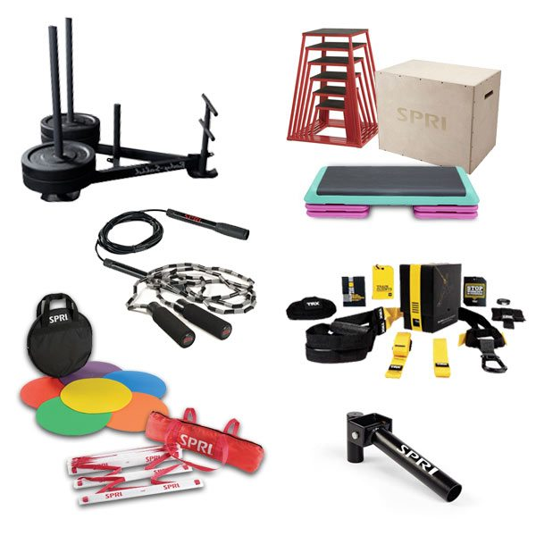 Athletic Training Equipment - Available at Commercial Fitness Superstore