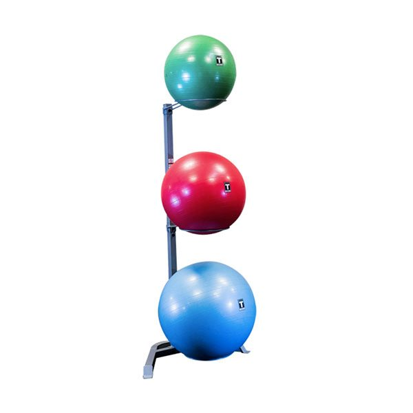 Stability Ball Storage - Available at Fitness 4 Home Superstore - Chandler, Phoenix, and Scottsdale, AZ. Locations close to Tempe, Peoria, Glendale, & Mesa!
