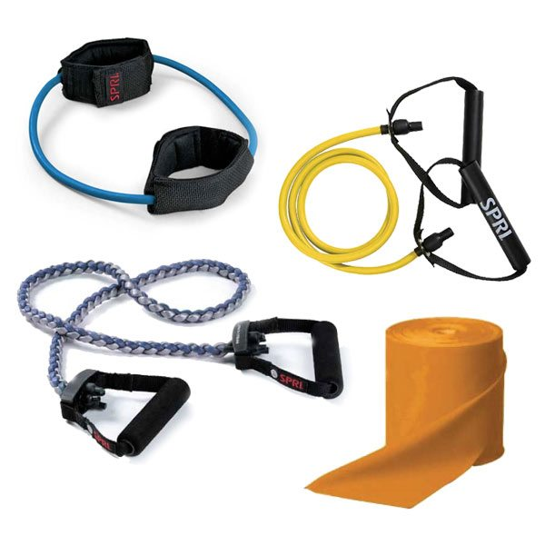 Rubber Resistance  - Available at Commercial Fitness Superstore