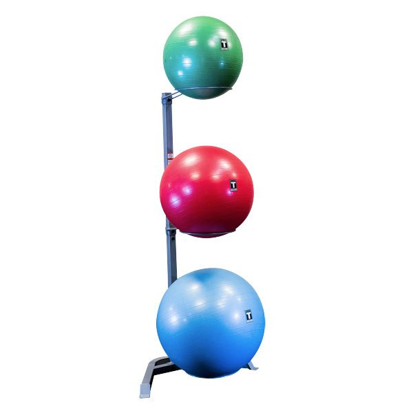 Body Solid Stability Ball Storage Rack
