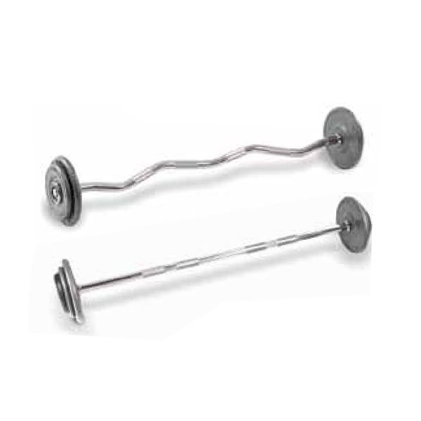 Hampton Fixed Grey Barbell Sets