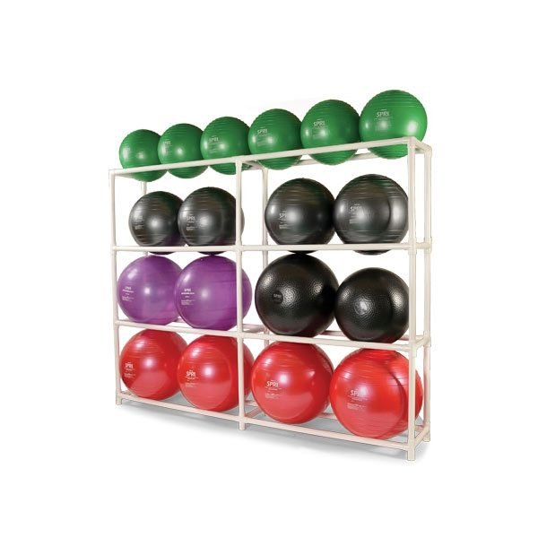 SPRI PVC Ball Storage Rack