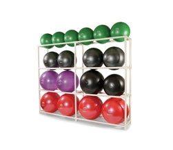 SPRI PVC Ball Storage Rack