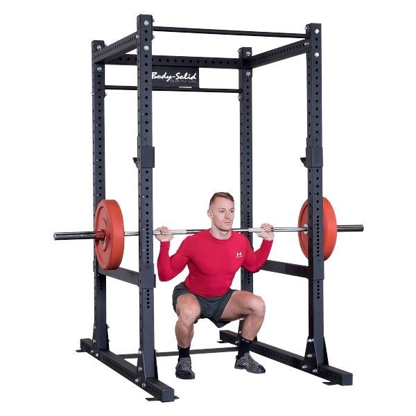 Body Solid - Commercial Power Racks & Cages