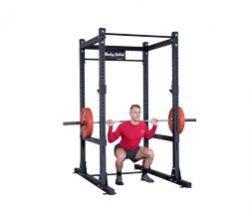 Body Solid SPR1000 Power Rack
