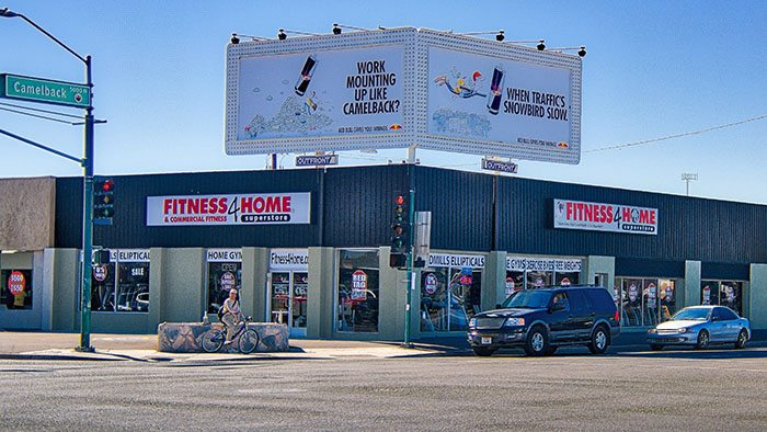 Fitness 4 Home Superstore - Phoenix Location