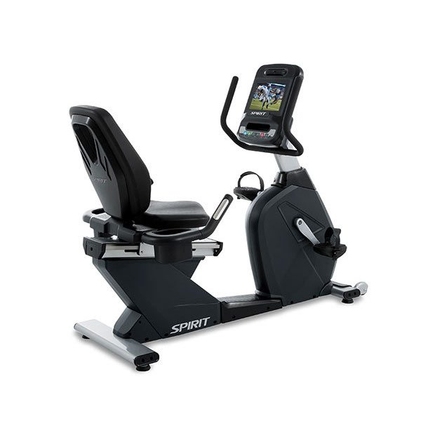 Spirit CR900ENT Commercial Recumbent Bike