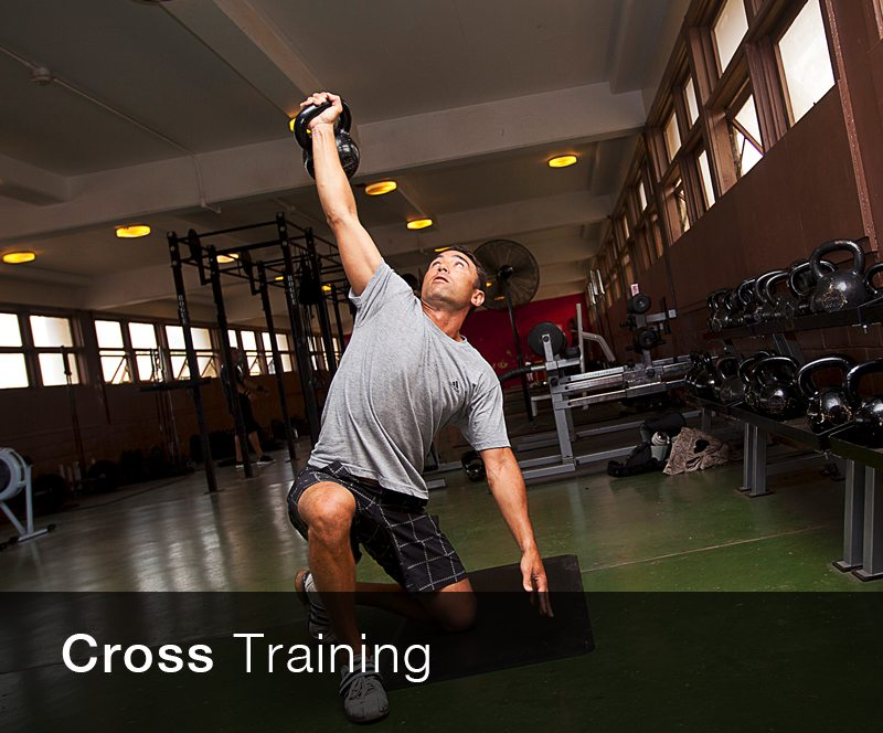 Activities - Cross Training