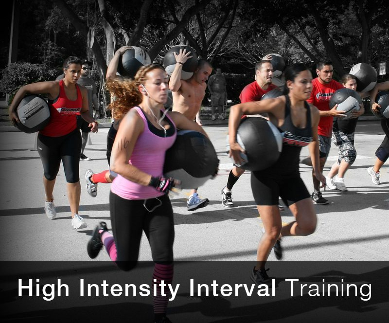 Activities - HIIT Training