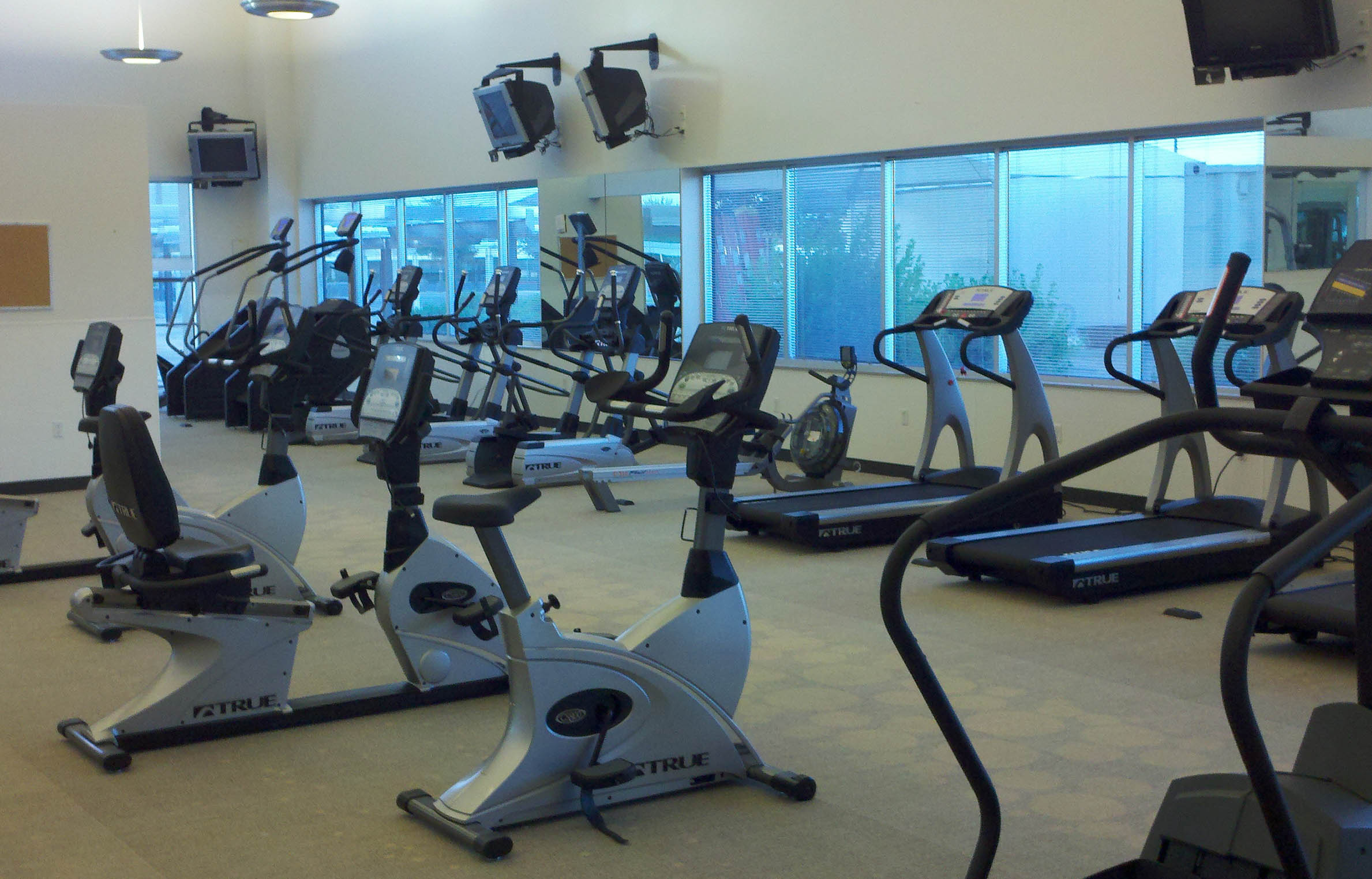 Commercial Fitness Superstore - Corporate Wellness