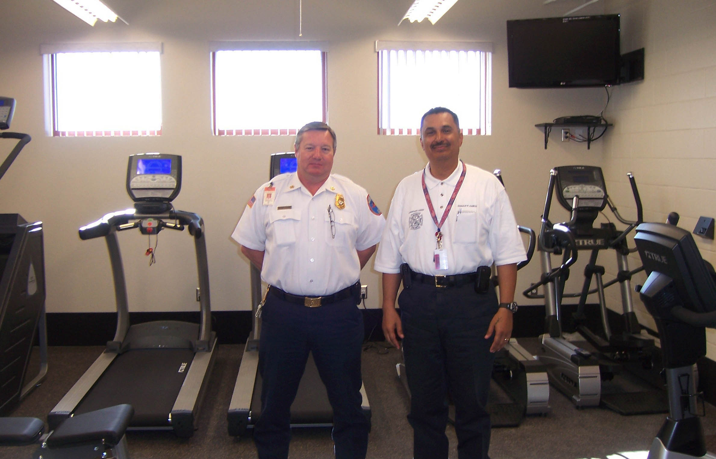 Commercial Fitness Superstore - Police & Fire