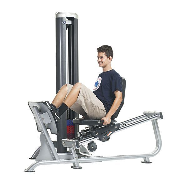 Tuff Stuff KDS-71LP Leg Press & Calf Raise Combo Trainer