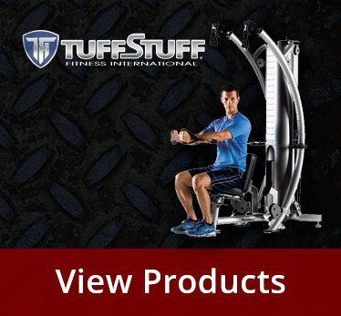 Tuff Stuff Fitness Equipment - available at Fitness 4 Home Superstore