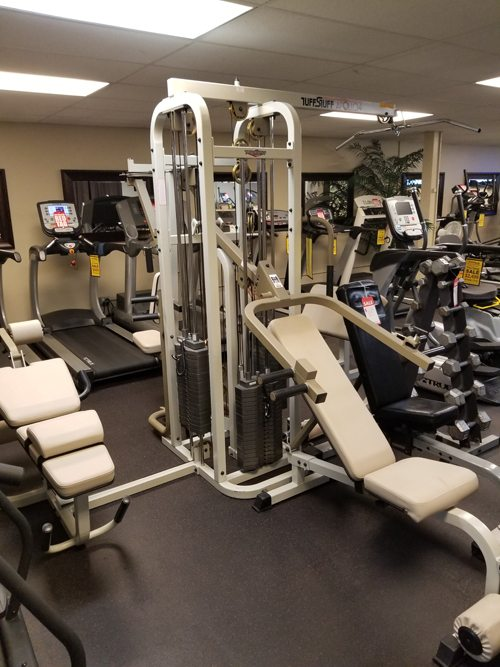 Used Fitness Equipment | Pre-Owned Equipment at Fitness 4 Home