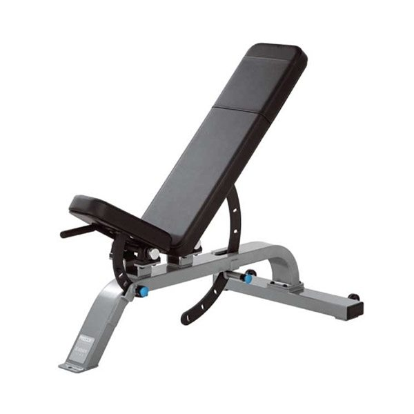 Precor Super Bench 119 Weight Strength Bench Fitness 4