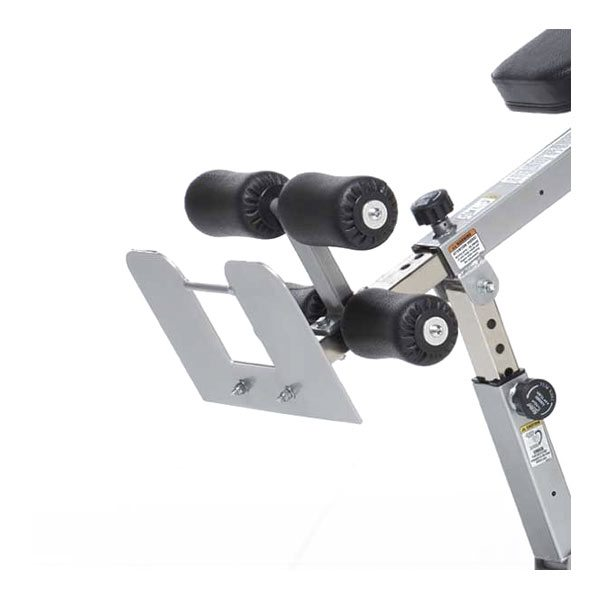 TuffStuff CHE 340 Adjustable Hyper Extension Bench   Evolution Series