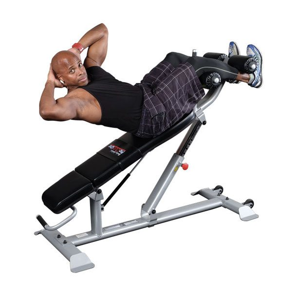 Body Solid Sab500 Proclub Line Commercial Ab Bench