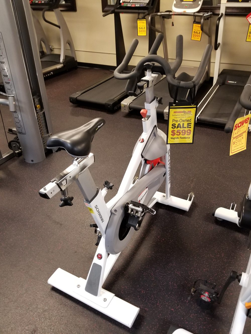 Used Fitness Equipment   Pre-Owned Equipment at Fitness 4 Home