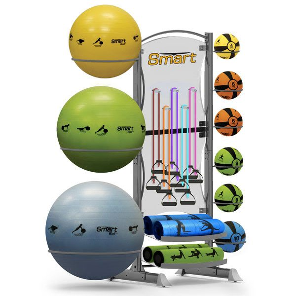Prism Fitness Group - Deluxe Storage Tower Package