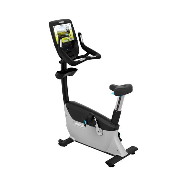 Precor Upright Bikes - Available at Fitness 4 Home Superstore - Chandler, Phoenix, and Scottsdale, AZ