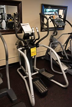 BH Fitness Ascent Elliptical