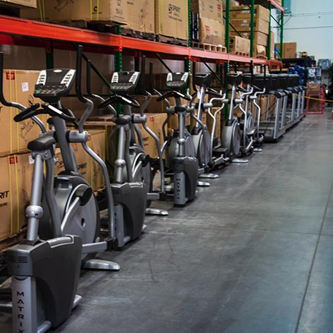 Pre Owned Cardio Equipment - Available at Commercial Fitness Superstore - Chandler, Phoenix, and Scottsdale, AZ