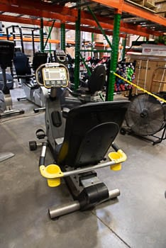 LeMond Recumbent Bike