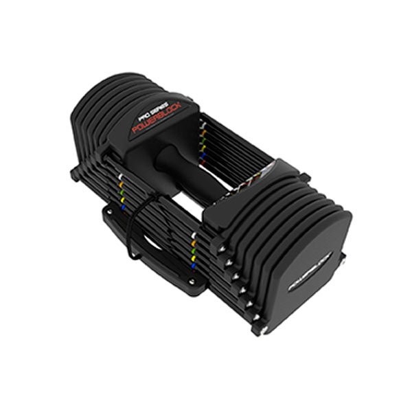Powerblock Retailers: PowerBlock Pro 32 Set (4-32lbs) Adjustable Dumbbells