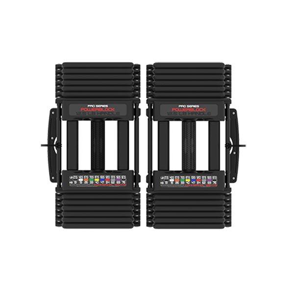 Powerblock In Store: PowerBlock Pro 125 Commercial Set (12.5-125 Lbs