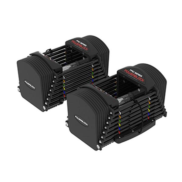 Powerblock In Store: PowerBlock Pro 50 Commercial Set (5-50 Lbs)