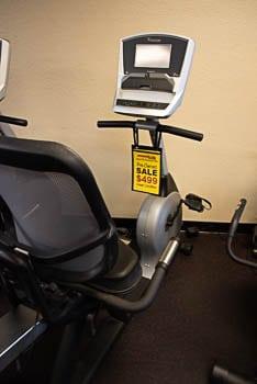 Vision R20 Recumbent Bike