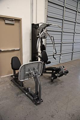 Inspire M2 Gym w/Leg Press